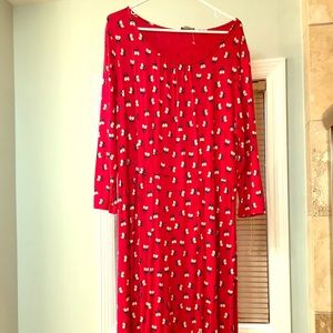 Boden 18L US/ 22L UK dress